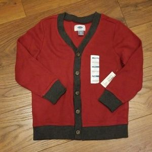 NWT Old Navy Boys Sweater